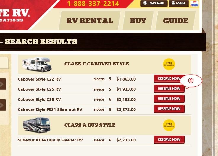 アメリカ生活 キャンピングカーをレンタル│個人で直接借りる方法・費用・注意点