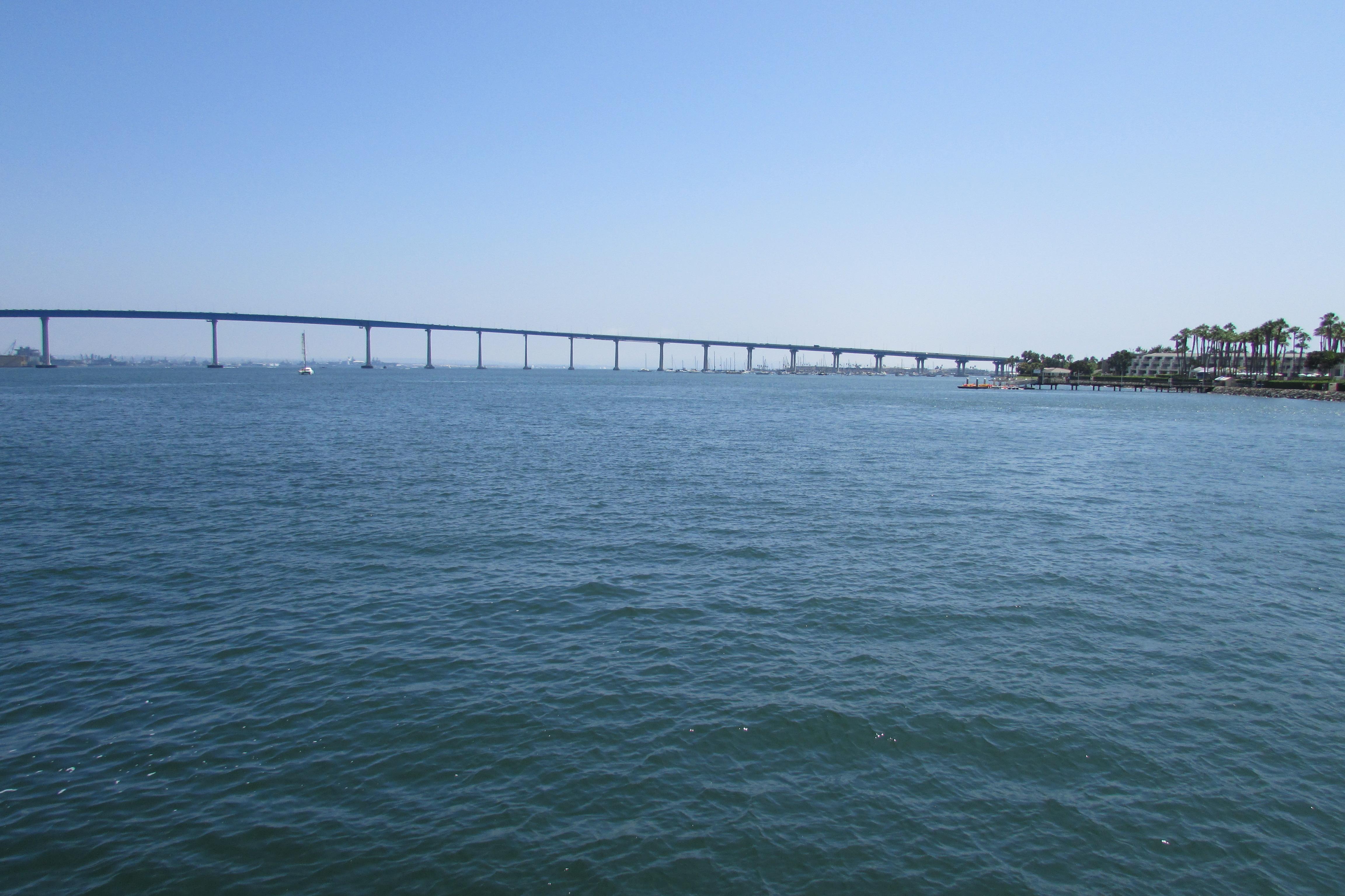サンディエゴでハーバークルーズ│サンディエゴ湾 ランチクルーズ体験記
