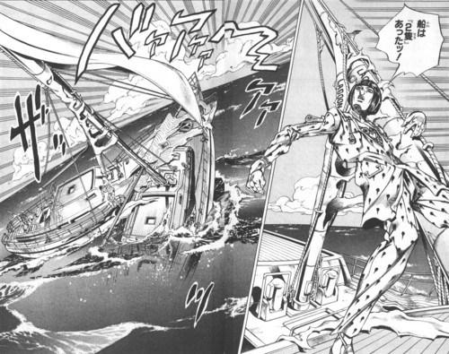 ジョジョの奇妙な冒険 第5部 アニメ 第5話│海外ジョジョファンの反応