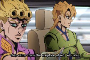 ジョジョの奇妙な冒険 第5部アニメ 第12話感想│海外ジョジョファンの反応