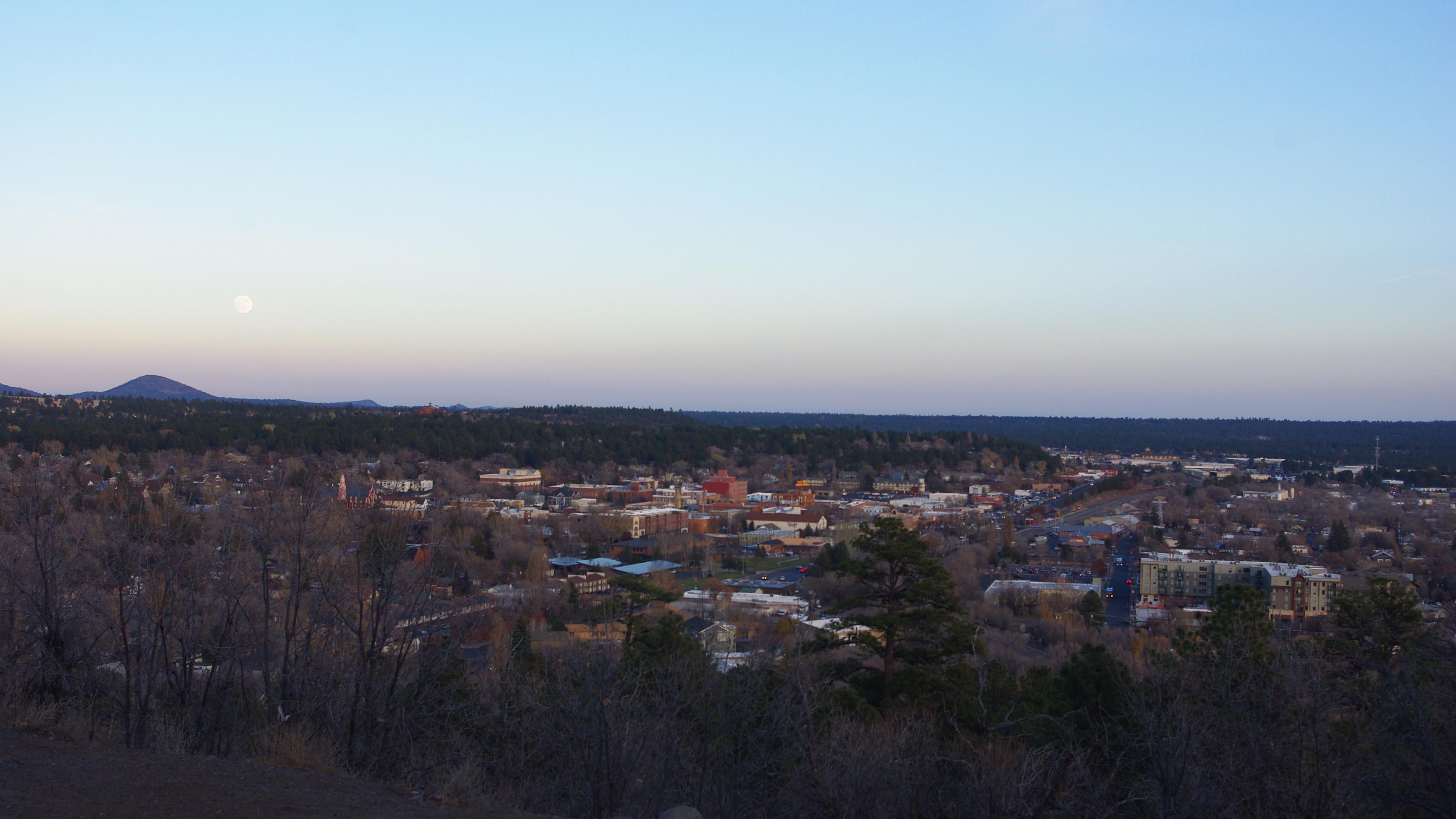 フラッグスタッフ オールドタウン(Flagstaff Old town)